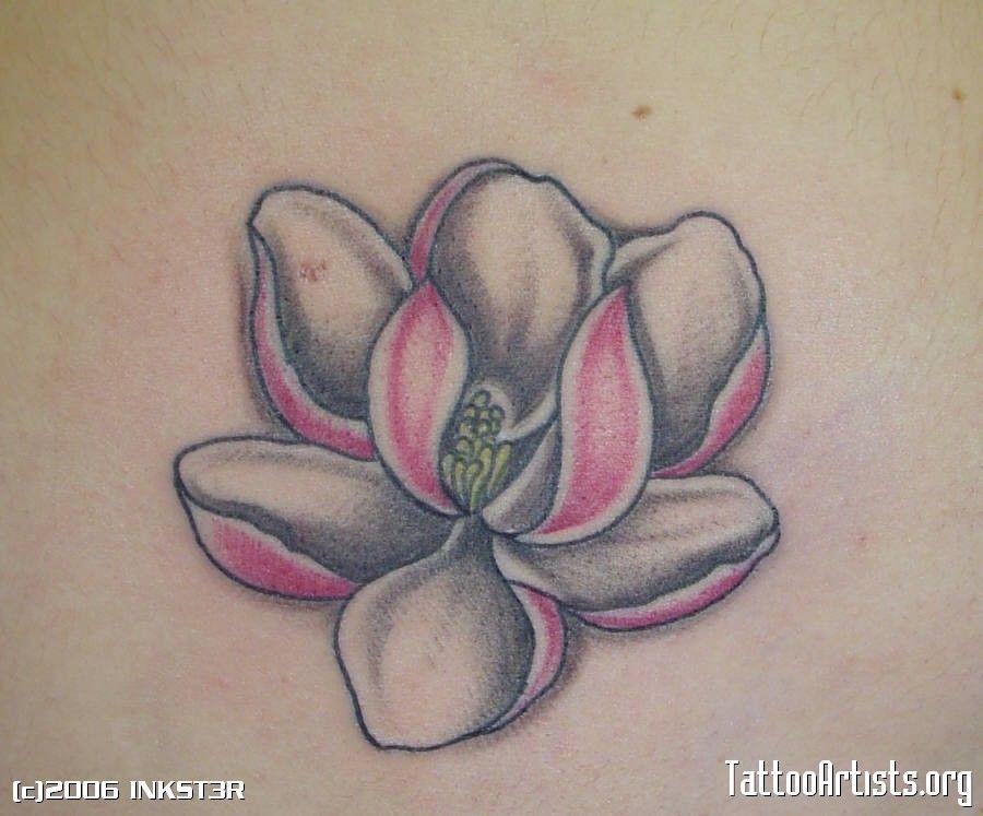 Magnolia Flower Tattoo Women Body Art Magnolia Tattoo Tattoos