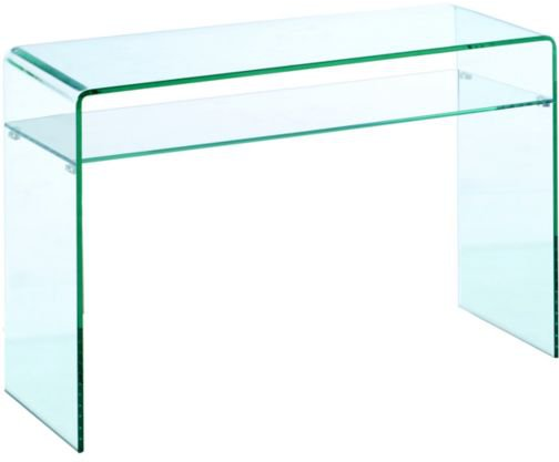 #highfashionhome.com      #sofa                     #Lumeno #Glass #Sofa #Table                         Lumeno Glass Sofa Table                             http://www.seapai.com/product.aspx?PID=1288759