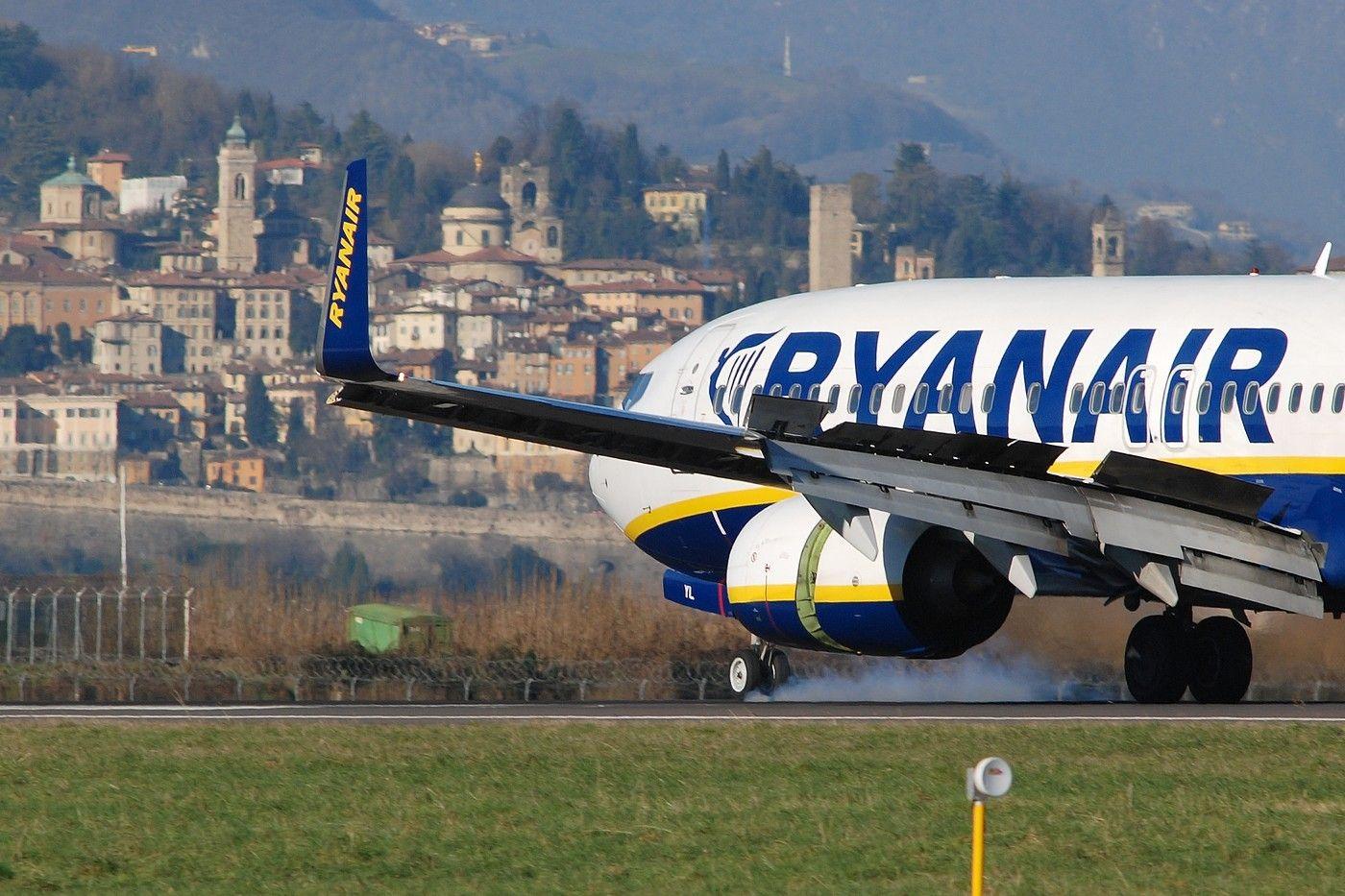 Bergamo Airport - Italy