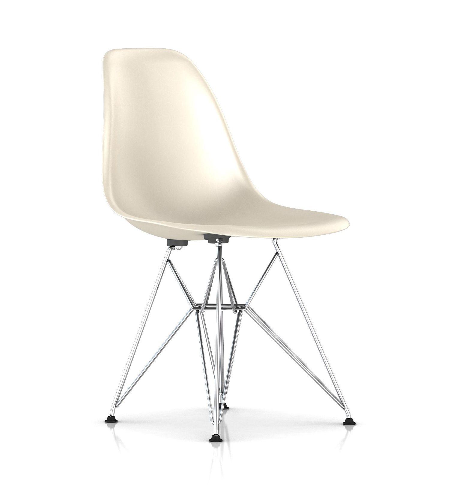 herman miller eames molded fiberglass side chair furniture