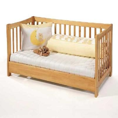 When they get a 'big bed' something like this will happen to their old beds :D