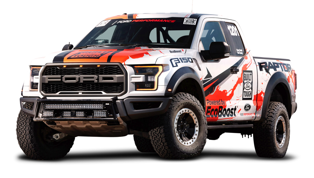 Ford F 150 Raptor White Car Png Image Ford Raptor Ford F150 Ford