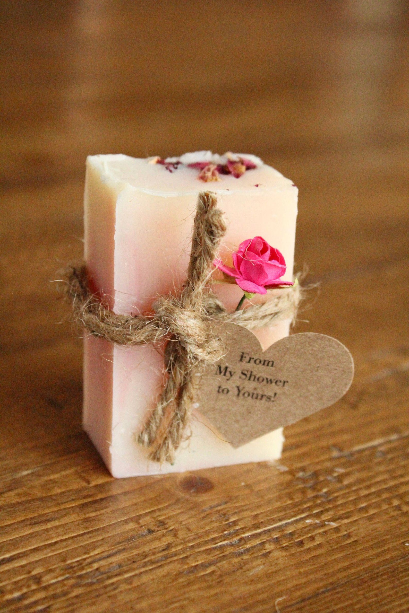 Bridal shower favors, Bridal shower favors soap, wedding favors, baby shower favors, rose soap favors, rustic wedding favor, mini soap favor