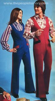 His and Hers Jump Suits 1972 - Why?