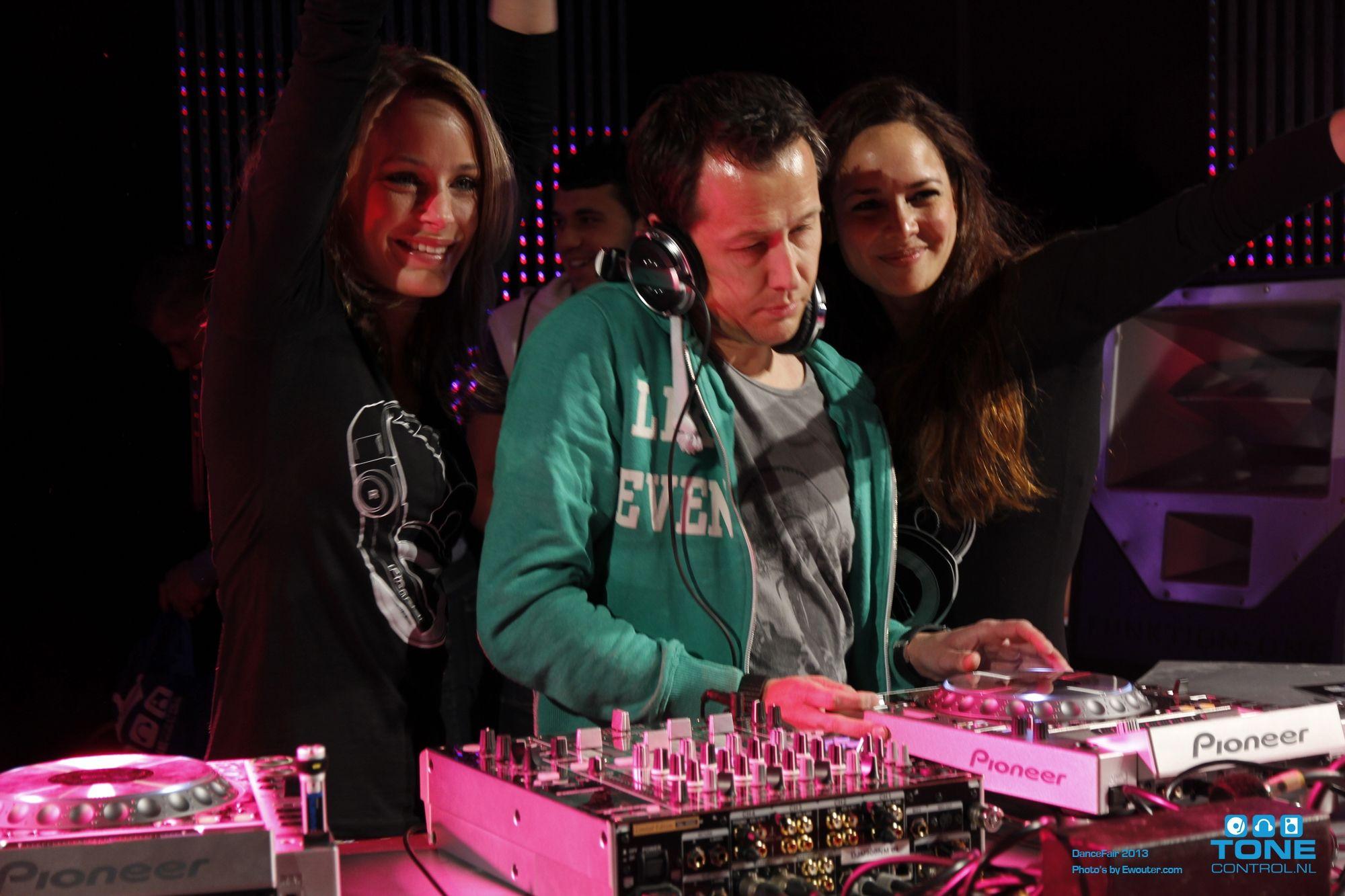 Dancefair 2013 / ToneControl.nl