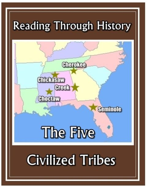 Rth Unit For The Five Civilized Tribes 6th To 9th Grade