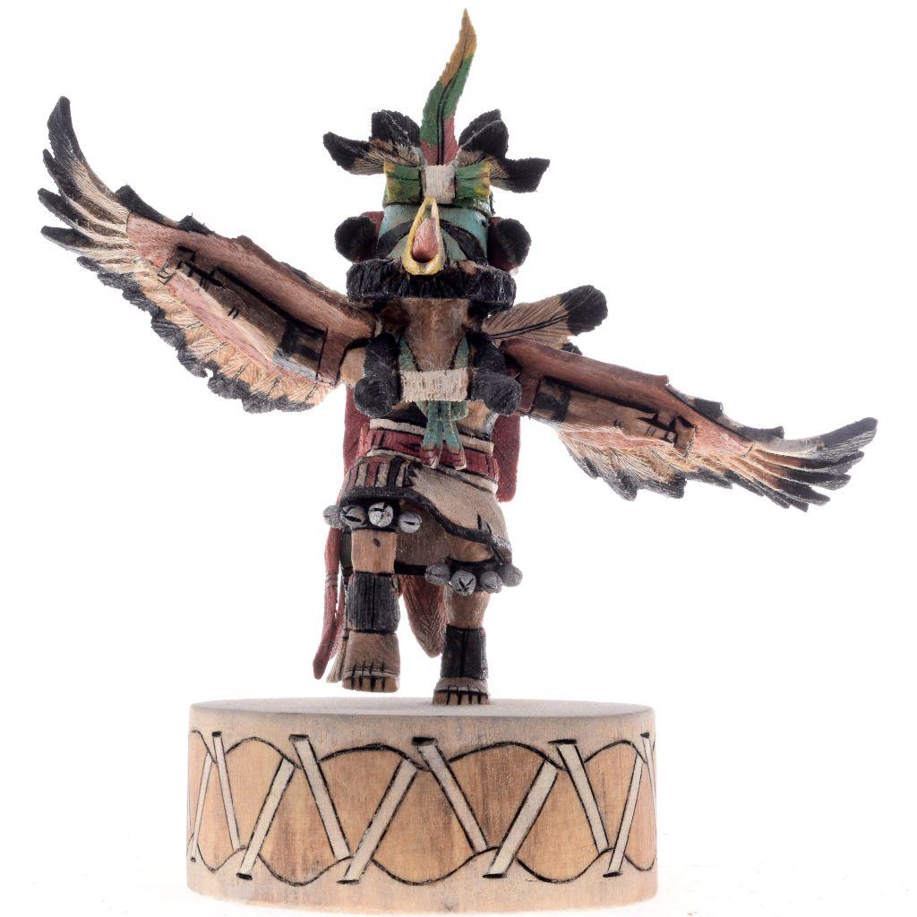 recipe: hopi eagle dancer kachina [25]