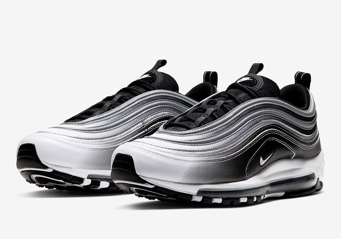 The Nike Air Max 97 Plays Up Its Sleek Style With New