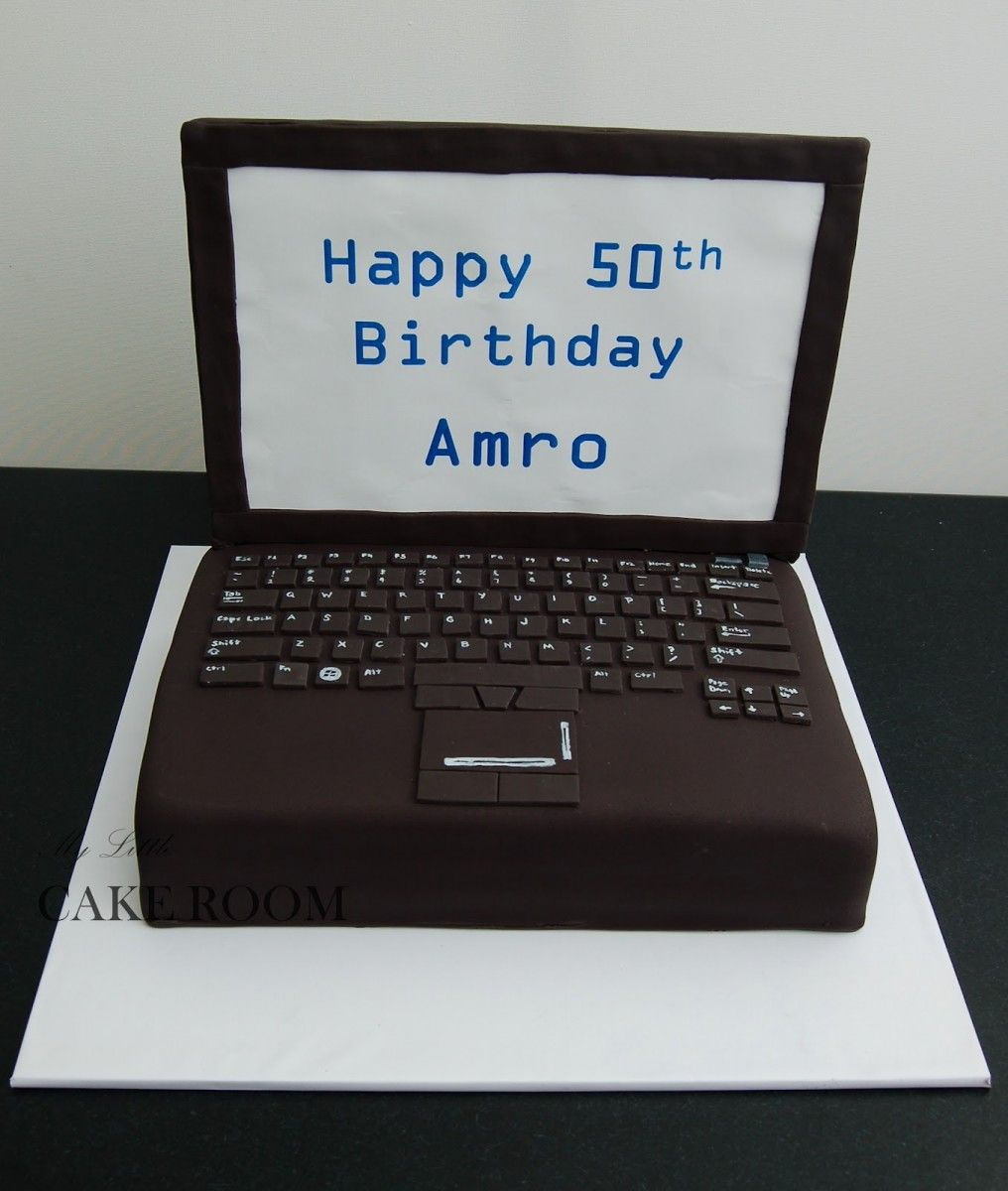 10 Awesome Computer Cake Decorating Ideas 8 Cake Design ...