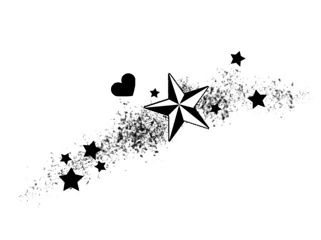 norcal star stars and hearts by sbickley stars flash tatto sets norcal star tattoo. Black Bedroom Furniture Sets. Home Design Ideas