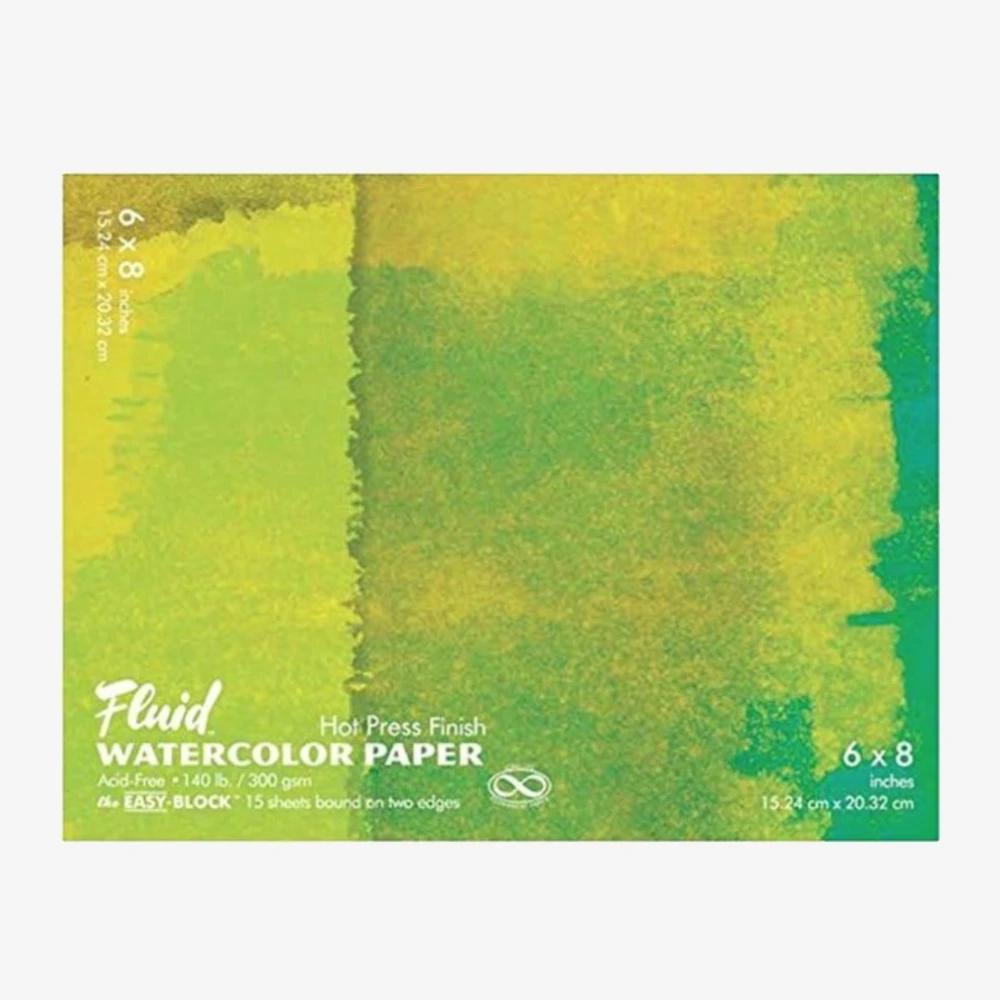 Watercolor Paper Block Hot Press Nahcotta In 2020 Watercolor Paper Paper Watercolor