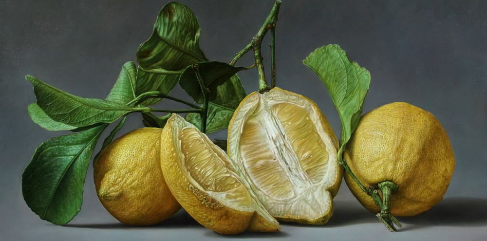Resultado de imagen de cuadros con limones | Frutas | Pinterest ...