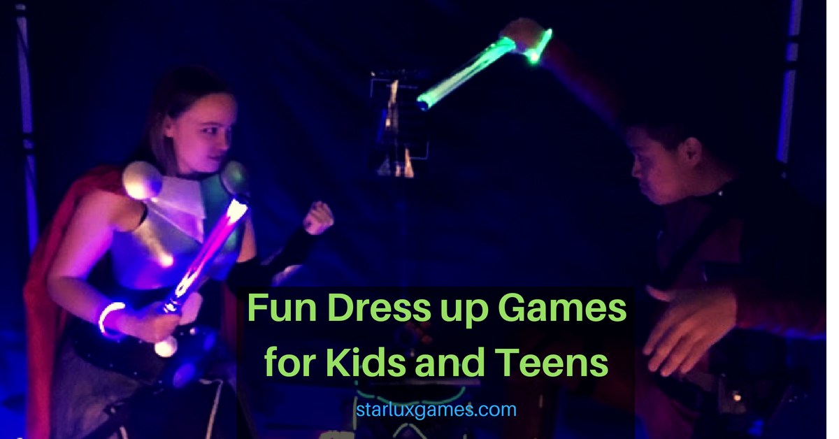 Dress up games for adults and teenagers