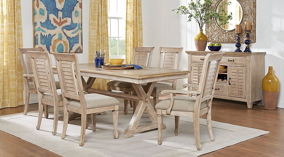 Nantucket Breeze White 5 Pc Dining Room 69999Find Affordable Impressive Bargain Dining Room Sets Inspiration Design