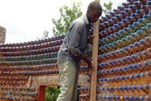 Ecobricks Plastic Bottle House Bottle House Plastic Bottles