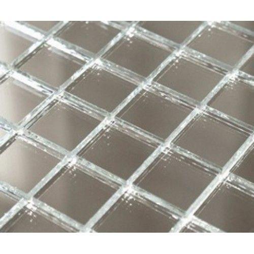 Mirror Tiles 25x25 Mirror Mosaic Tiles Sheet Full Sheet Wish