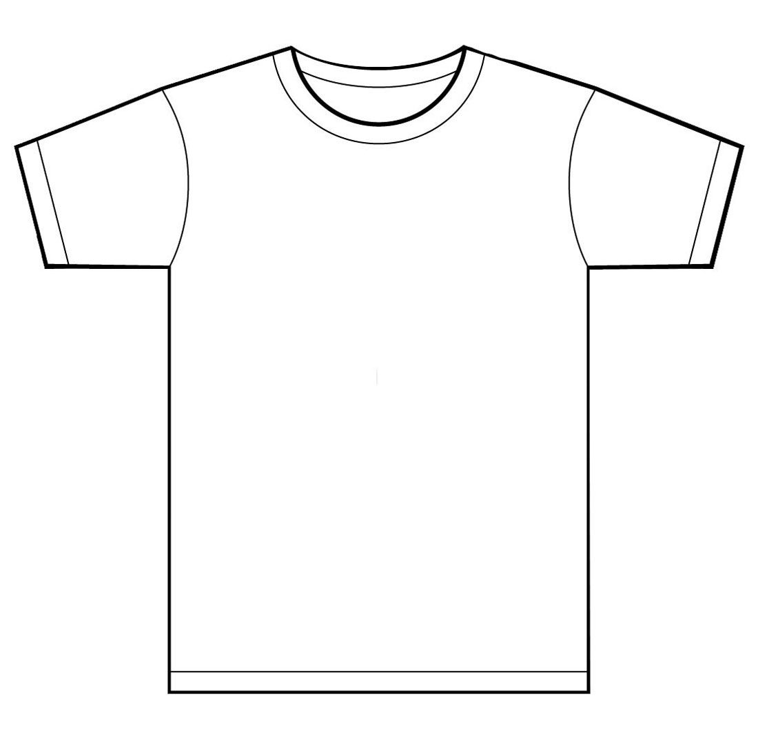 T Shirt Designs Clipart Clipart Kid Clipart