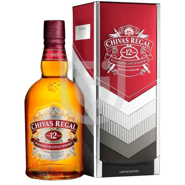 9000 Chivas Regal 12 Years Whisky Limited Edition By Vertu Fdd