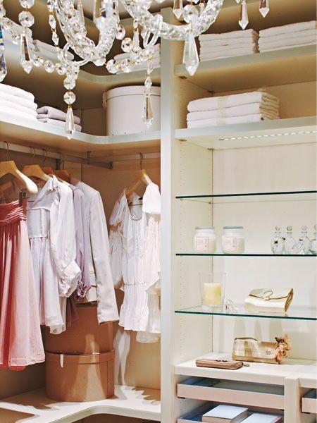 Mehr Ordnung 18 clevere Ideen für den Kleiderschrank Life hacks - schlafzimmer design 18 ideen bilder