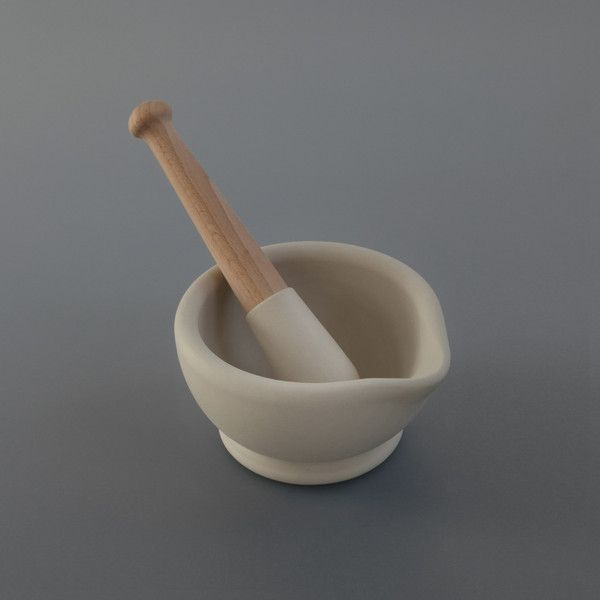 pestle & mortar / labour and wait