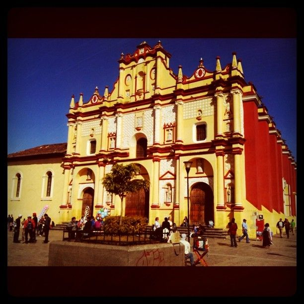 San Cristobal de las casas, Chiapas, Mexico. Instagram