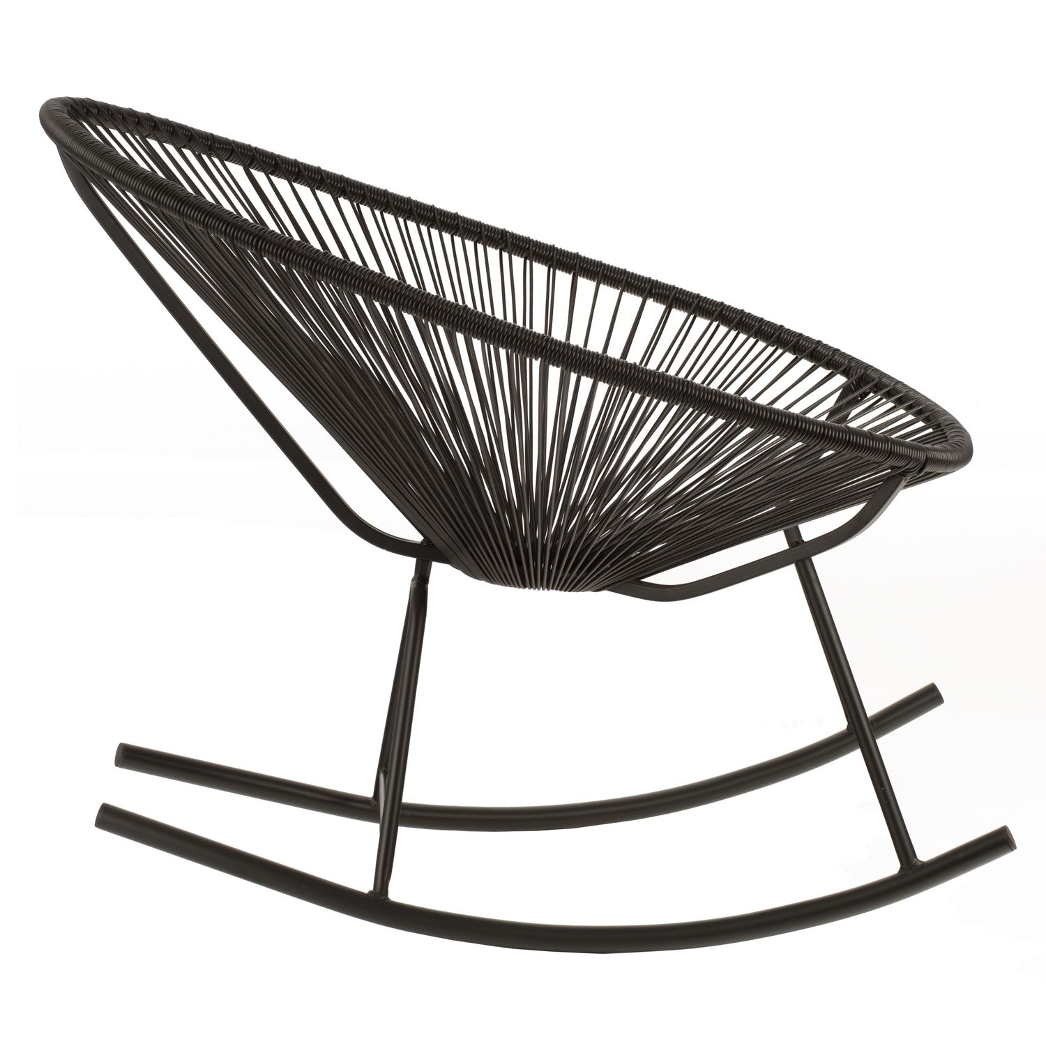 Chaise A Bascule Acapulco Outdoor Rocking Chairs Metal Rocking Chair Rocker Chairs