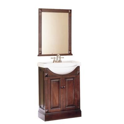 Foremost Salerno 24 Inches Vanity And Mirror Combo Hdv22 Home