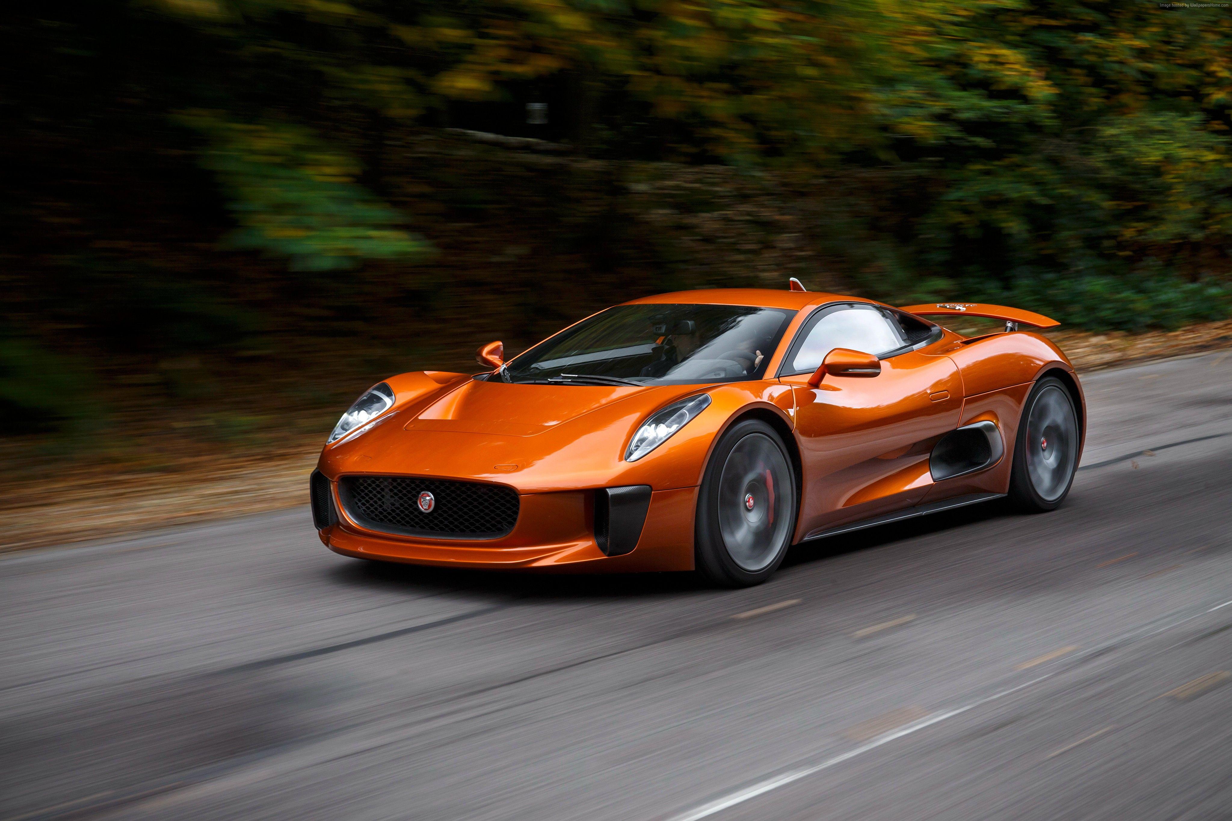 Jaguar C-X75 Gallery     SuperCars.net   British sports ...