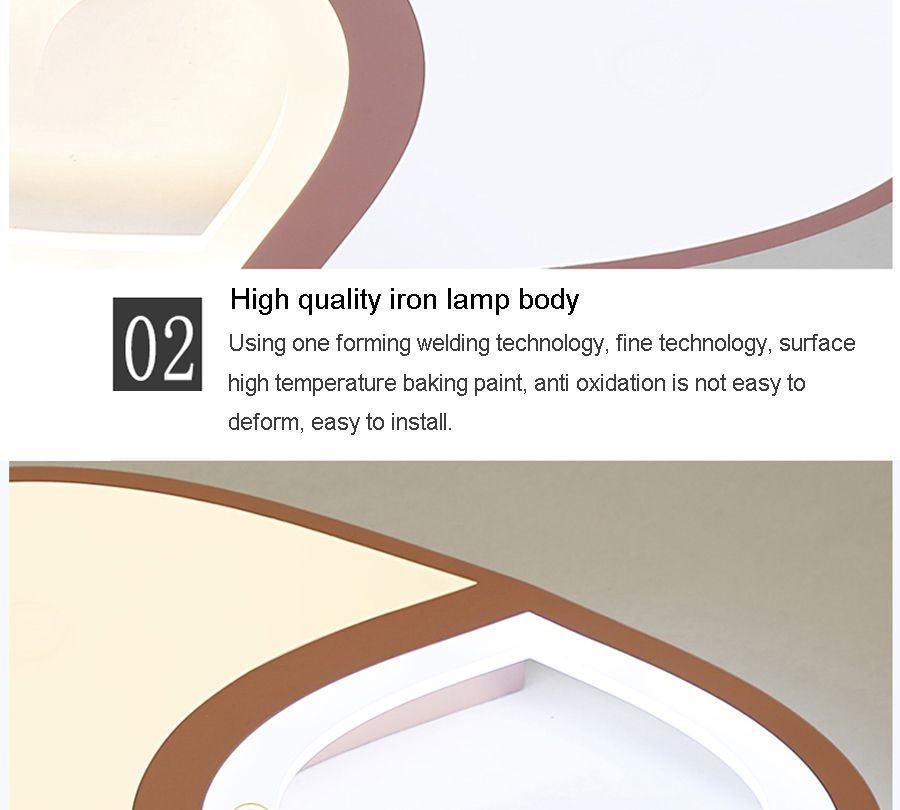 Art Books Acrylic Led Ceiling Lamps For Home Decorative Eperiodled Led Ceiling Lamp Led Ceiling Ceiling Lamp