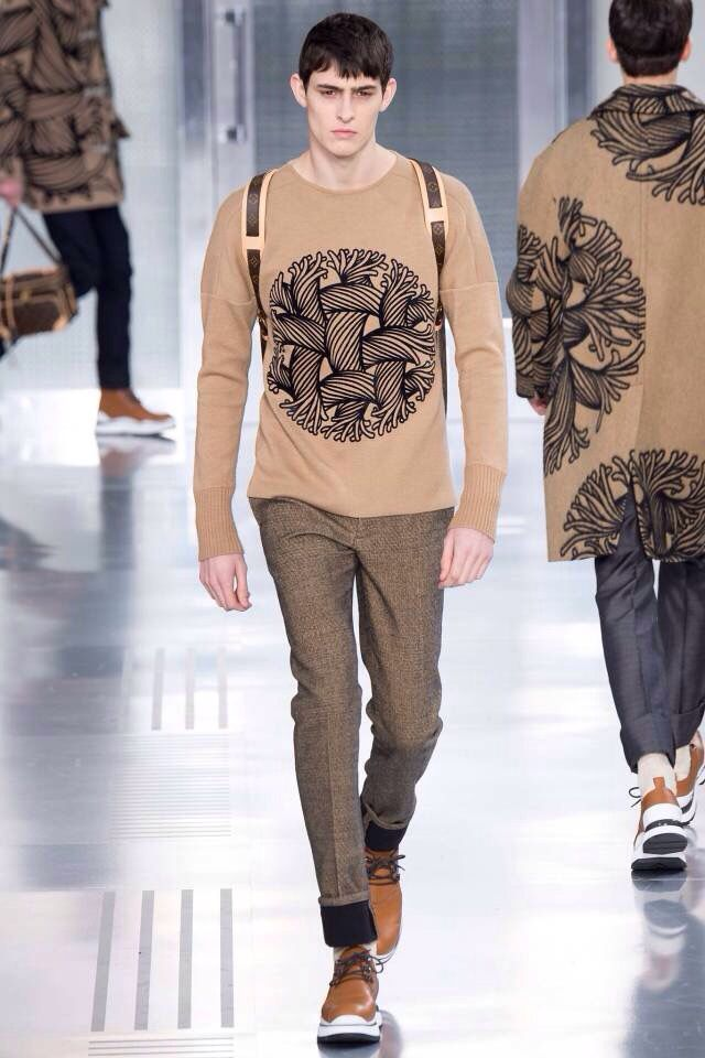 Louis Vuitton F/W 2015