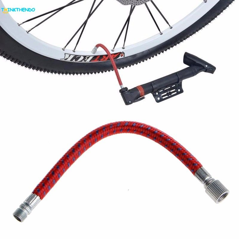 Bicycle Pumps Bike Inflate Pump Hose Adapter Needle Valve Football