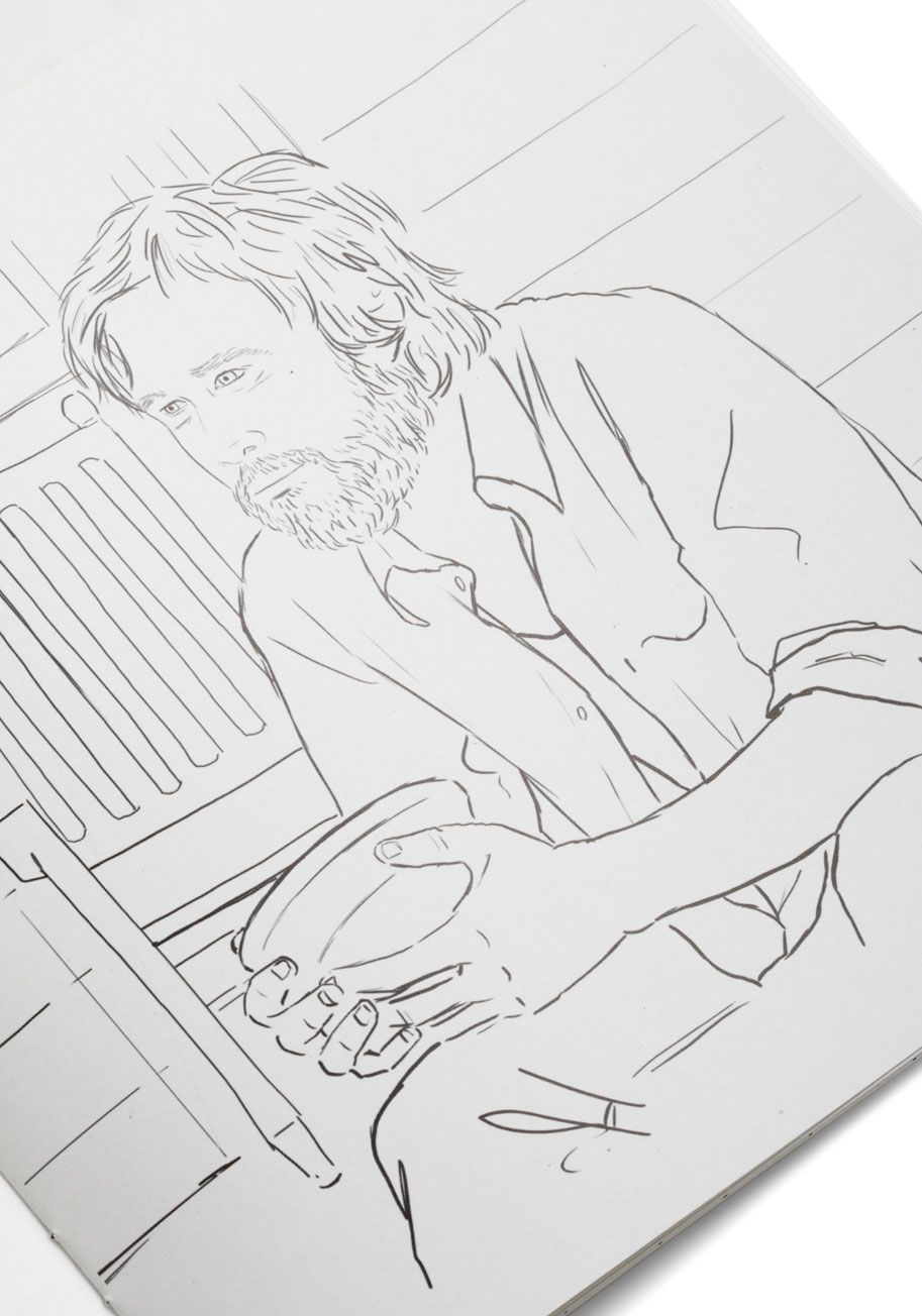 Stop It Ryan Gosling Coloring Book From Modcloth Com Coloring Books Are An Art Form Unique Book Coloring Books Color Me