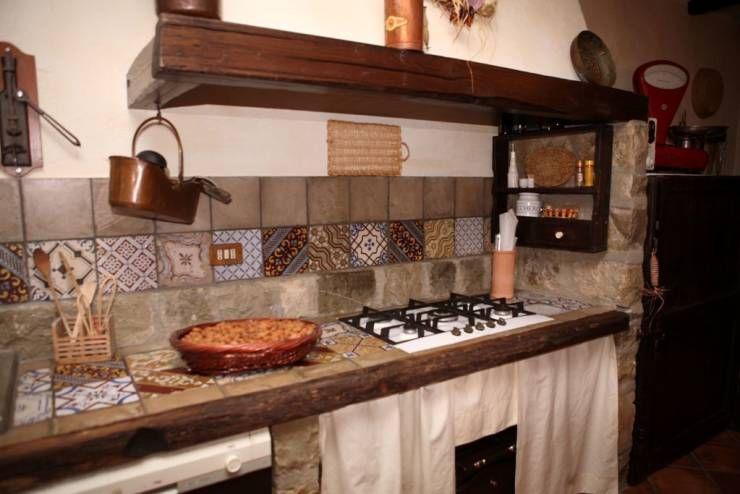 Cucine in muratura: 10 idee che vi faranno innamorare   Cucine ...