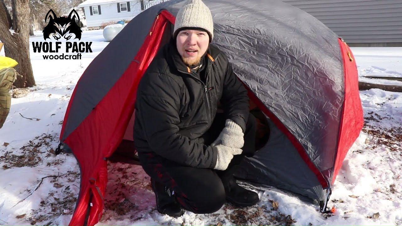 Winter Camping Tent Setup | Winter camping, Tent camping, Tent