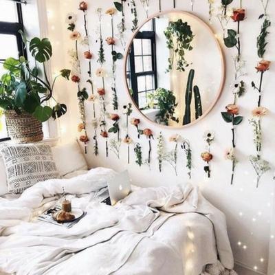 Küçük Yatak Odası Dekorasyonu için 10 İç Mimar Önerisi #housegoals