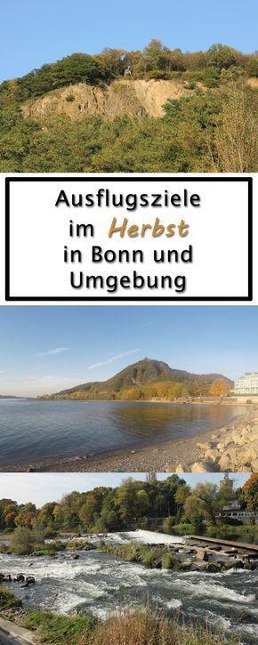 Ausflugsziele im Herbst in Bonn und Umgebung   Ausflug