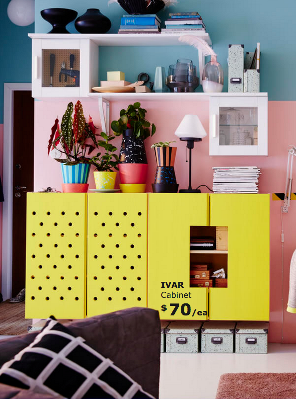 Design Your Room Online Ikea: 10 Decorating Tips From The New 2018 IKEA Catalogue