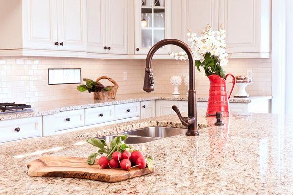 Best Kitchen Remodel Giallo Ornamental Granite Countertops 400 x 300