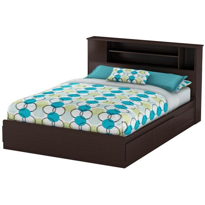 Queen Captain S Bed Nebraska Furniture Mart Camas Interiores Design Interiores