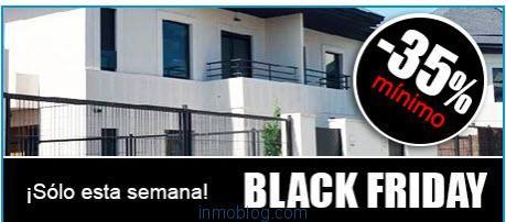 Ofertas inmobiliarias de fin de año y black friday de vivienda