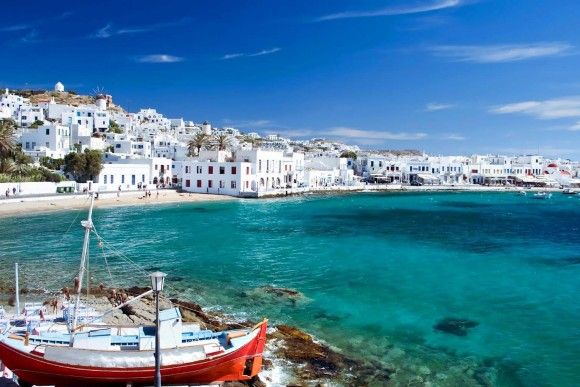 Come explore the beauty of Mykonos, Greece with other singles.