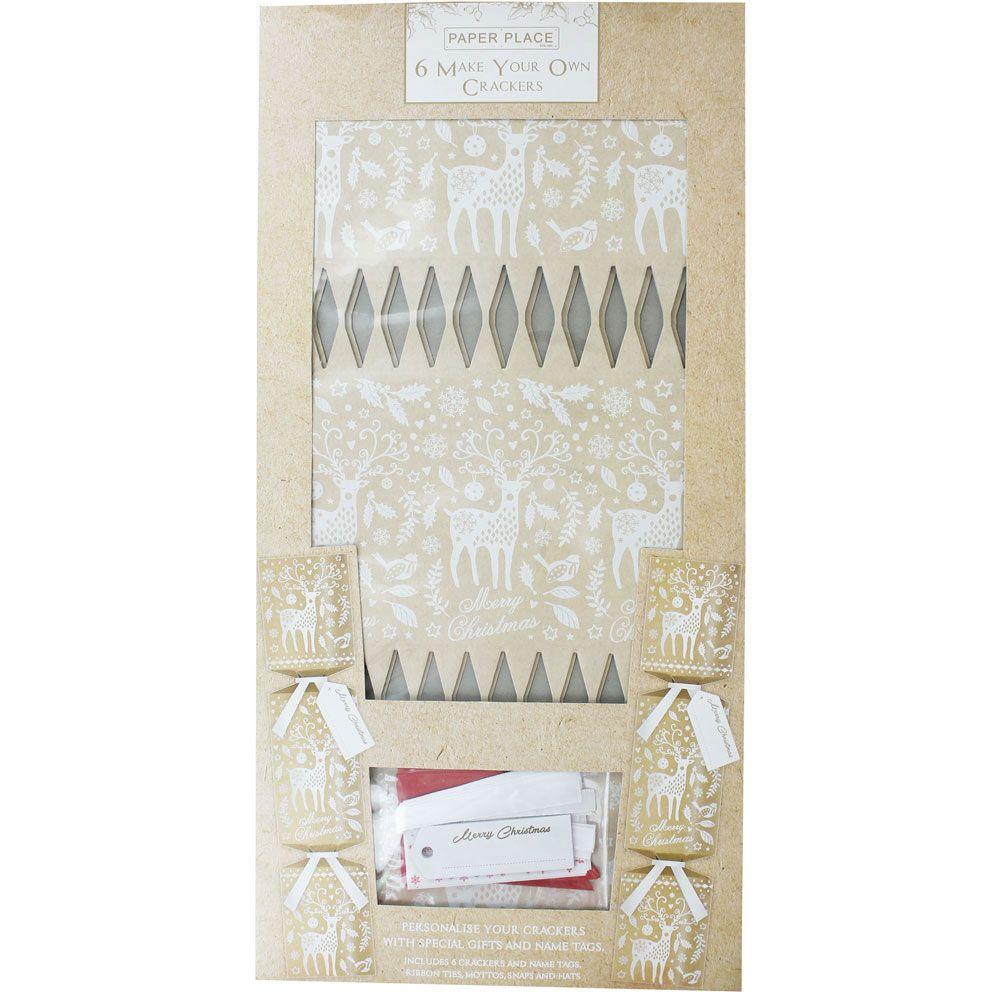 Buy make your own crackers nordic reindeer pattern online from buy make your own crackers nordic reindeer pattern online from the works visit now solutioingenieria Choice Image