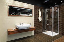 Die Sehr Schnelltrocknende Grundierung Supergrund D4 Rapid Von Murexin Ist Auf Der Baustelle Der G Badezimmer Renovieren Badezimmer Einrichtung Badezimmerideen