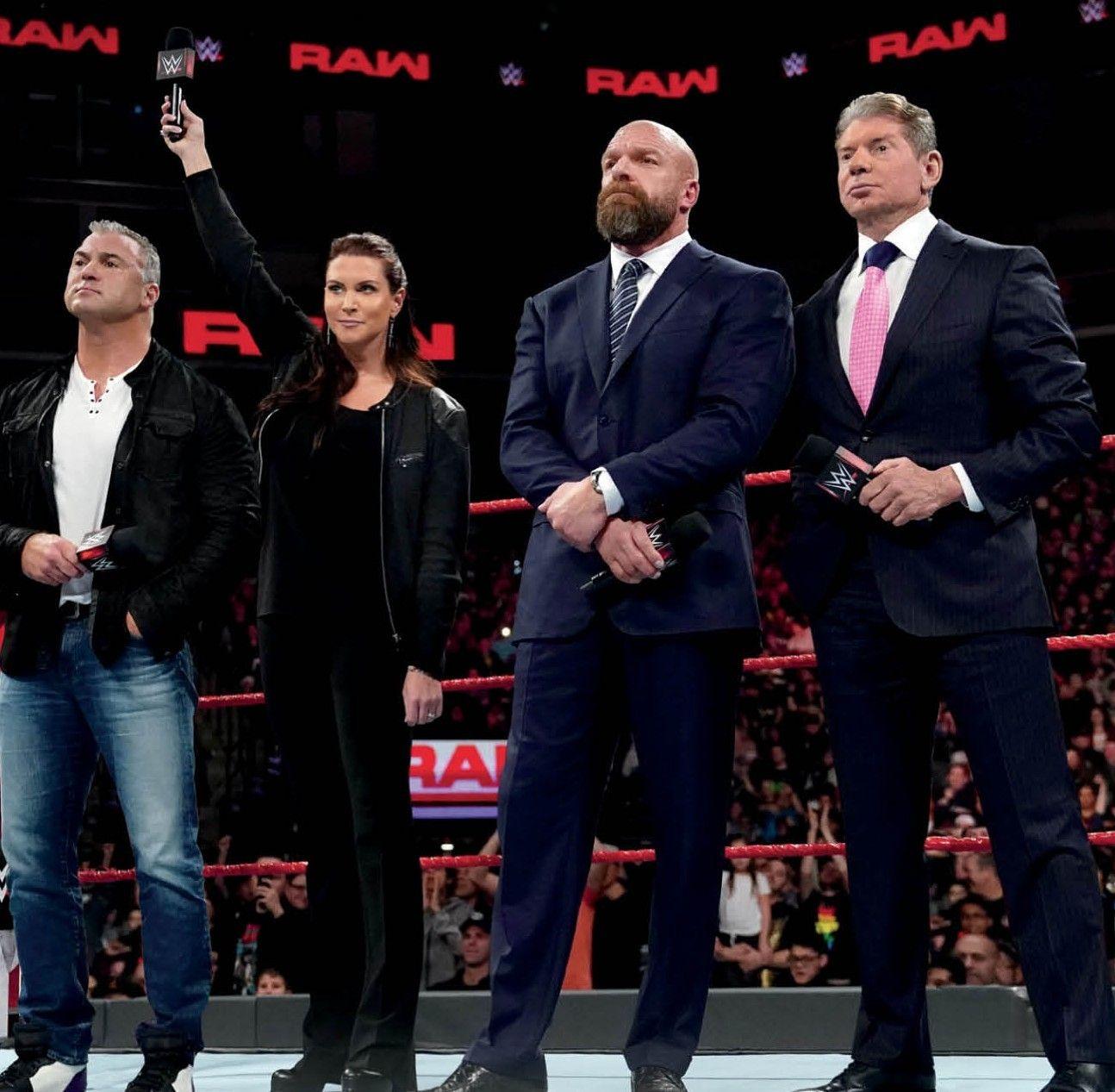 Stephanie McMahon Speaks On WWE Women's Evolution & Triple H's Role 2