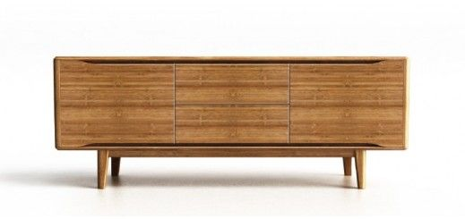 Modern Bamboo Furniture - Greenington Current Sideboard - The Century House in Madison, WI