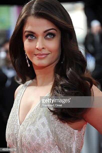 """Aishwarya Rai attends """"The Search"""" premiere during the ..."""