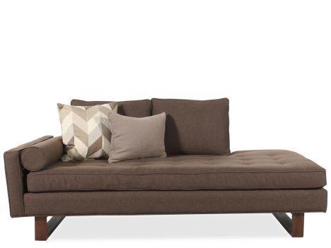 jonathan louis fabric choices | Jonathan Louis Bennett Chaise  sc 1 st  Pinterest : jonathan louis bennett chaise - Sectionals, Sofas & Couches