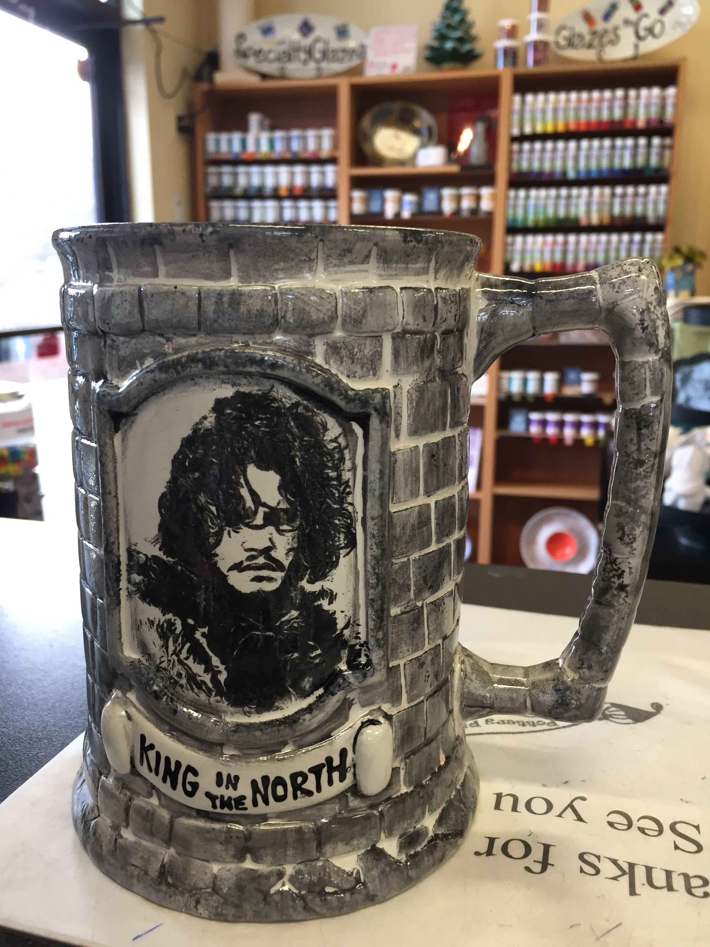 Pin by Pottery Piazza on Game of Thrones Pottery Ideas