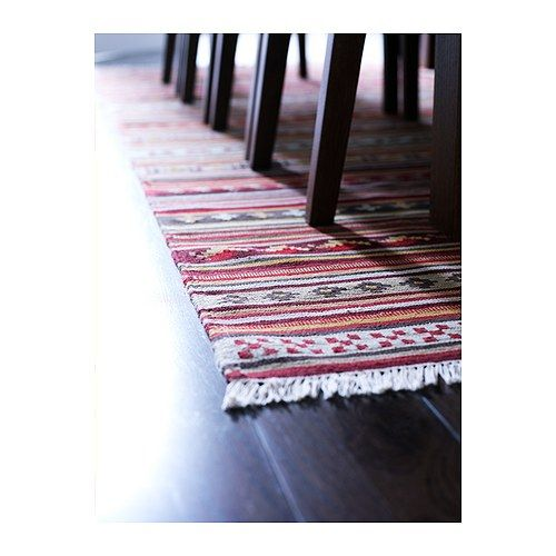 Kattrup Rug Flatwoven Ikea The Is Hand Woven By Skilled Craftspeople And Adds