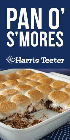 Pan O' S'mores